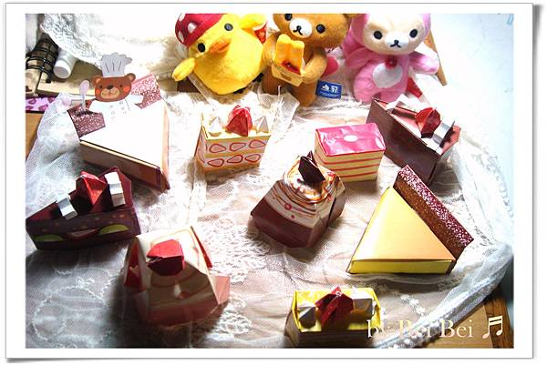 蛋糕大集合02♡