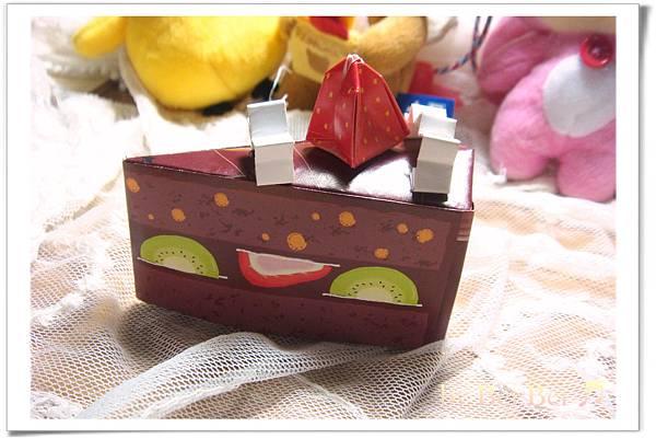 巧克力水果♡