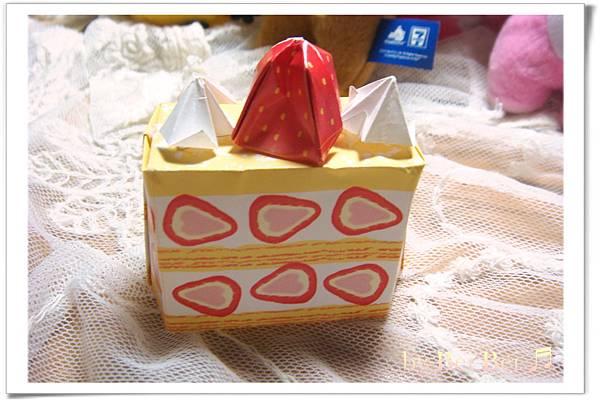 草莓千層派♡