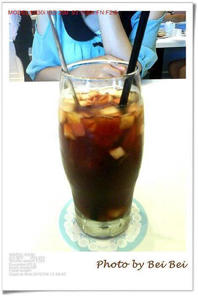 DazzLING Cafe Sky蜜糖吐司水果紅茶