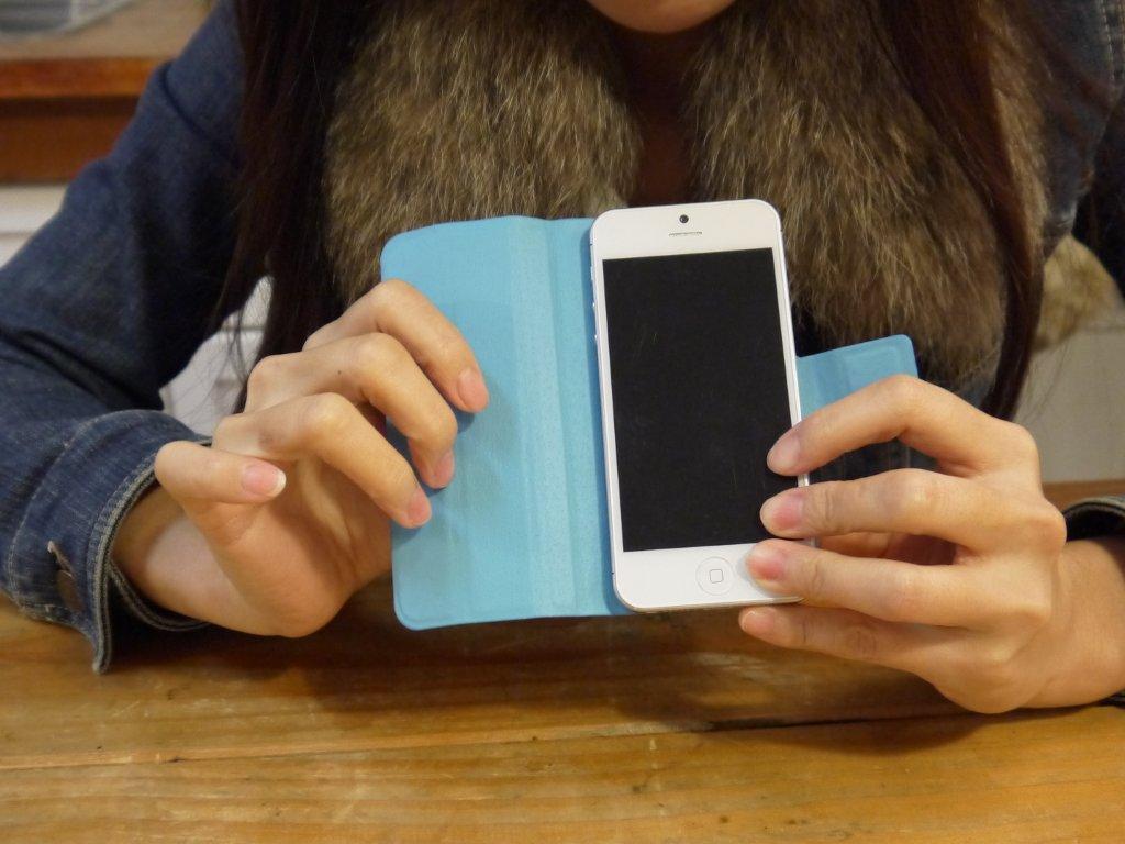 iPhone 5 手機殼,iPhone 5 手機套,果兒