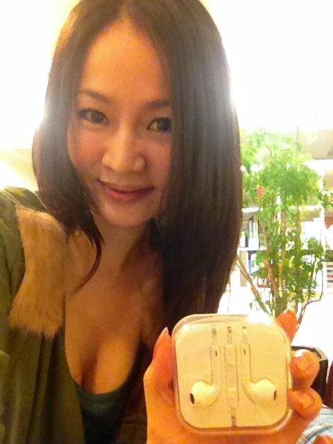 Apple iPhone 5 副廠EarPods 耳機