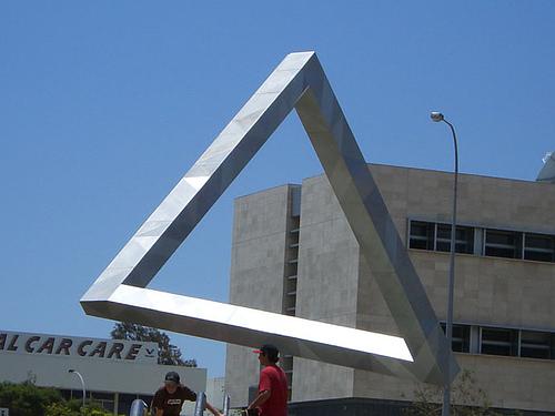 邊洛斯三角形