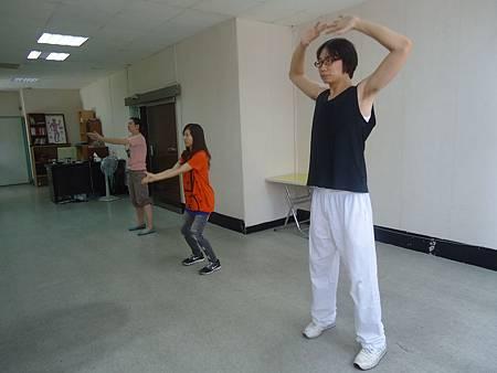 2012.5.12星期六太極訓練02