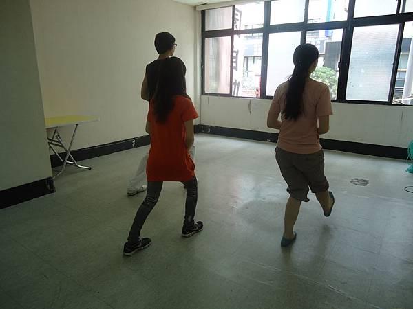 2012.5.12星期六太極訓練03