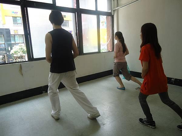 2012.5.12星期六太極訓練04