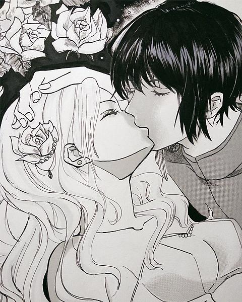 沾水筆親吻.png