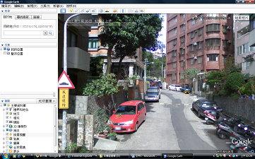 google街景圖