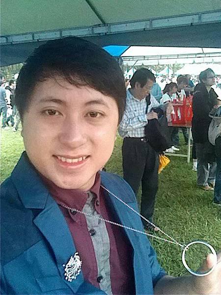 2013-05-04裕隆集團家庭日-埔心農場街頭魔術表演4