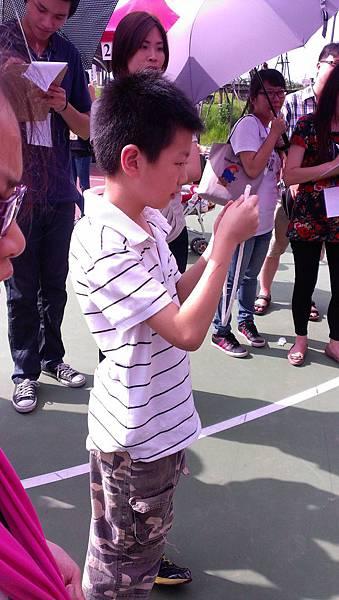2013桃園第八屆街頭藝人考試- 考試表演照『繩乎奇技』5