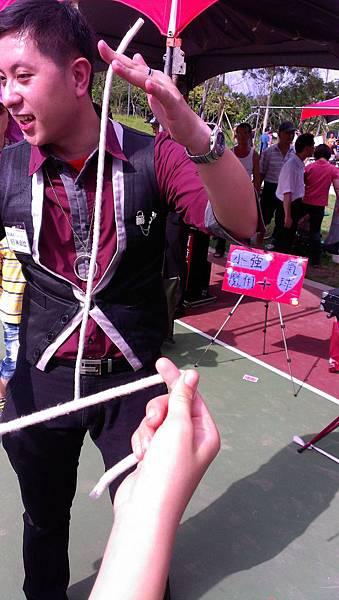2013桃園第八屆街頭藝人考試- 考試表演照『繩乎奇技』8