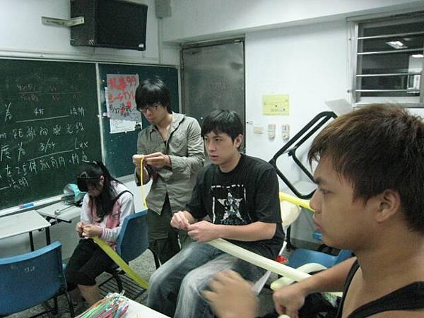 龍華魔術社-氣球研習營-氣球過程.JPG