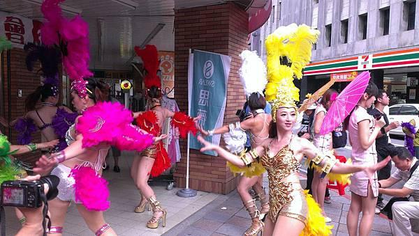 城內嘉年華街頭表演-1