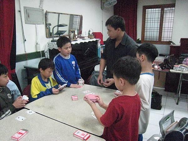 貴格教會魔術教學-魔術教學4