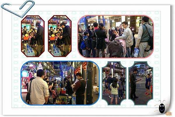 2014年馬年新春信義區街頭魔術氣球表演3.jpg