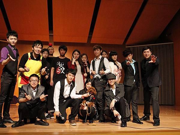 2014-05-01龍華科技大學魔術社「福爾魔斯」魔幻之夜魔術表演7