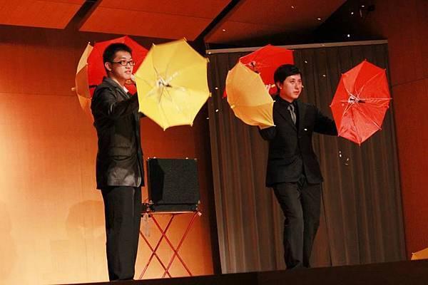 2014-05-01龍華科技大學魔術社「福爾魔斯」魔幻之夜魔術表演8