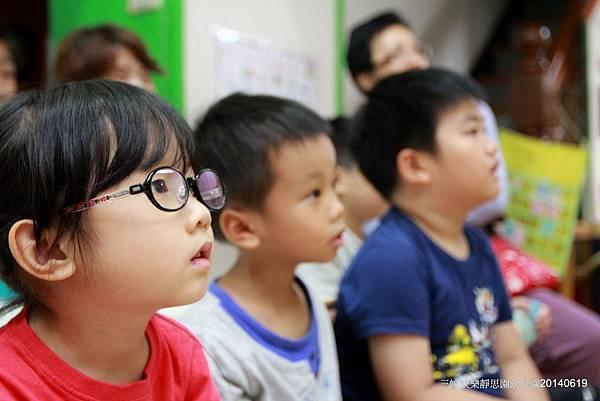 2014-0619快樂靜思園「靚靚妹妹」生日慶魔術表演+氣球5