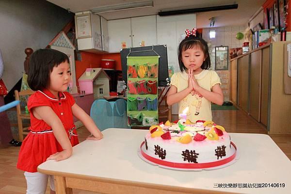 2014-0619快樂靜思園「靚靚妹妹」生日慶魔術表演+氣球12
