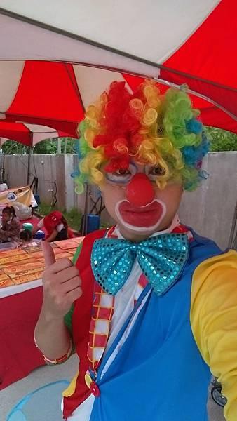 2014-10-04宏益玻璃家庭日-小丑氣球+活動工讀13