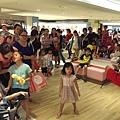 大葉高島屋20週年慶「魔術表演+氣球達人」4