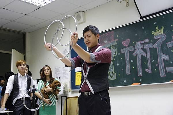 魔術社迎新茶會-5