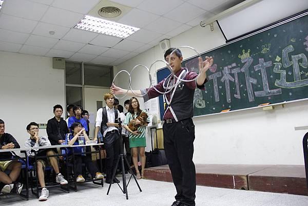魔術社迎新茶會-7