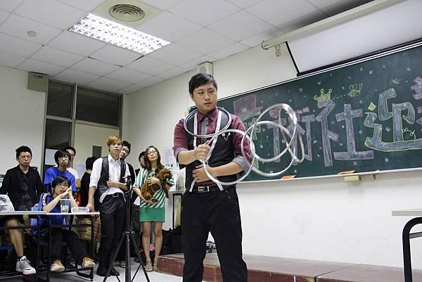 魔術社迎新茶會-9