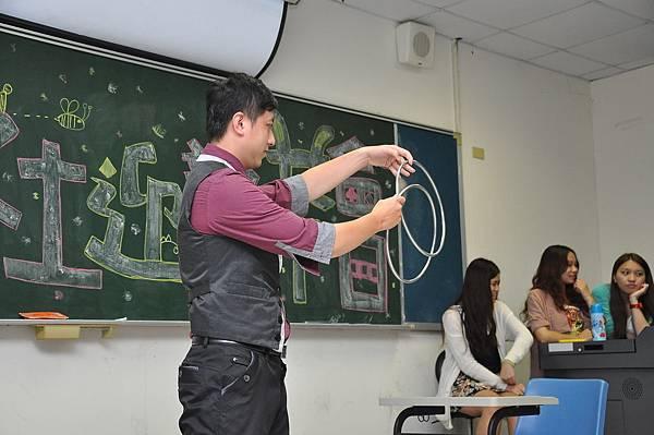 魔術社迎新茶會-16