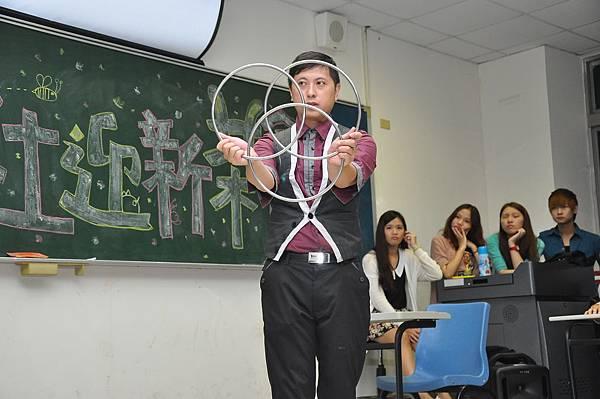 魔術社迎新茶會-23
