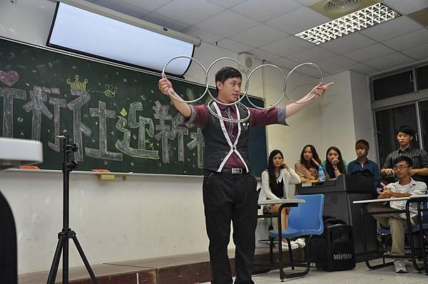 魔術社迎新茶會-25