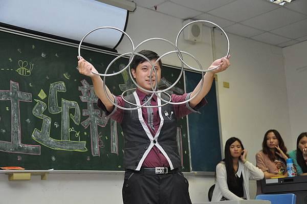 魔術社迎新茶會-27