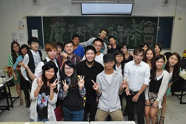 魔術社迎新茶會-33