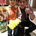 2014-12-13~12-14松山火車站街頭氣球1.jpg