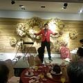 2015-01-17國中好同學文定之喜-喜宴魔術表演5