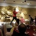 2015-01-17國中好同學文定之喜-喜宴魔術表演11