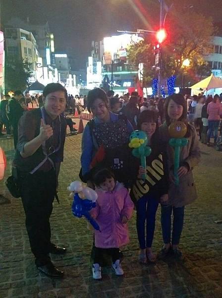 2015-03月份台灣燈會-豐原區街頭氣球表演-21