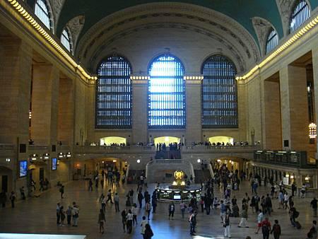 中央車站內部大廳