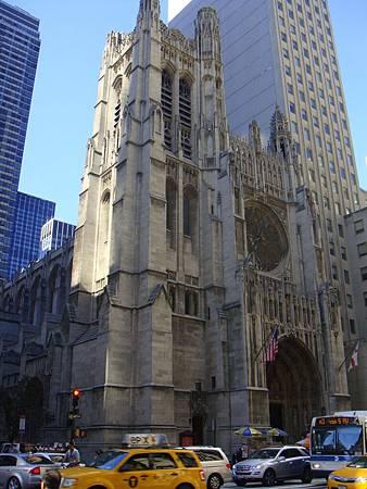 聖湯瑪士教堂