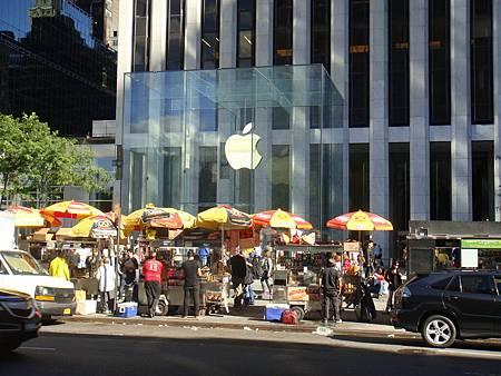 第五大道上的蘋果總部