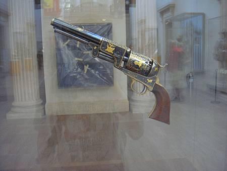 古老的手槍