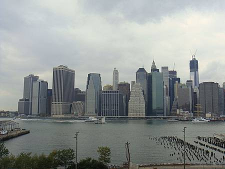 從Brooklyn High看下曼哈頓