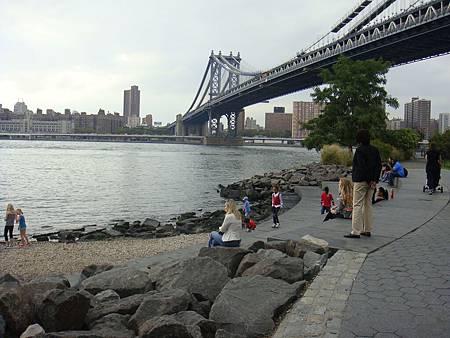 布魯克林河岸步道