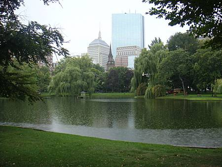 波士頓人民公園