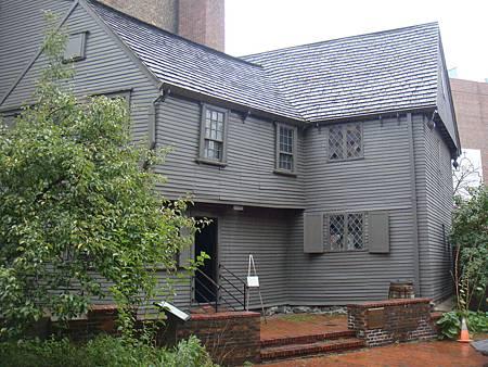 Paul Revere故居