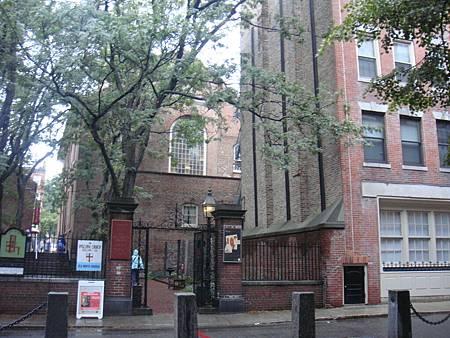 老北方教堂