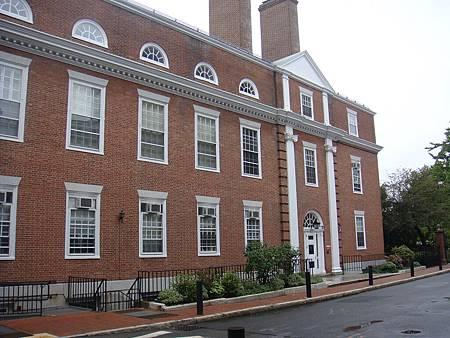 哈佛大學紅磚建築