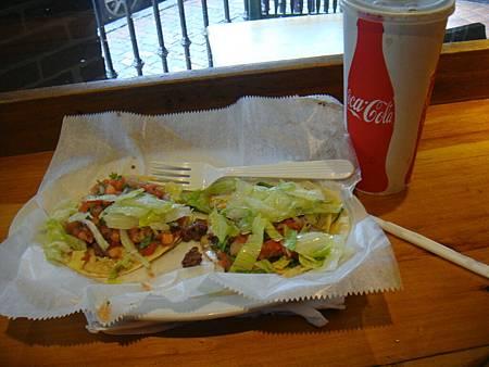 牛排taco
