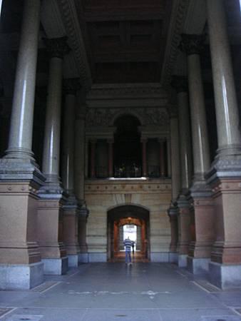市政廳內部