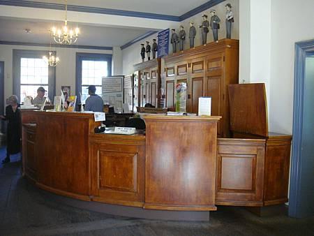 世界第一間郵局